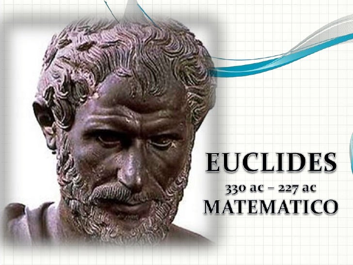 Resultado de imagen de euclides matemático