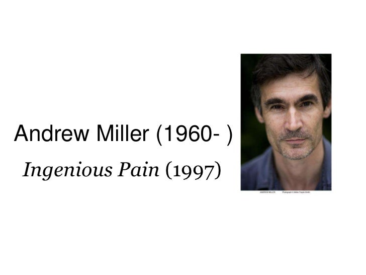 Ingenious pain