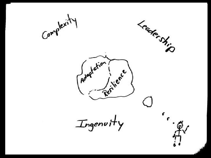 Ingenuity Arts: Adaptive Leadership and the New Science