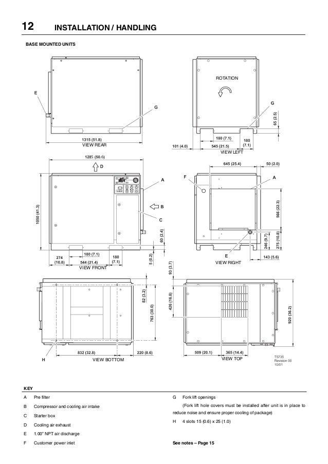 Ingersoll Rand Air Compressor Wiring Diagram