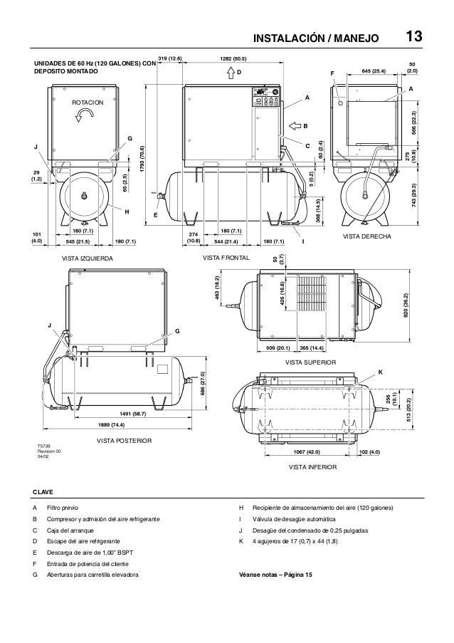 ingersoll rand air compressor manual