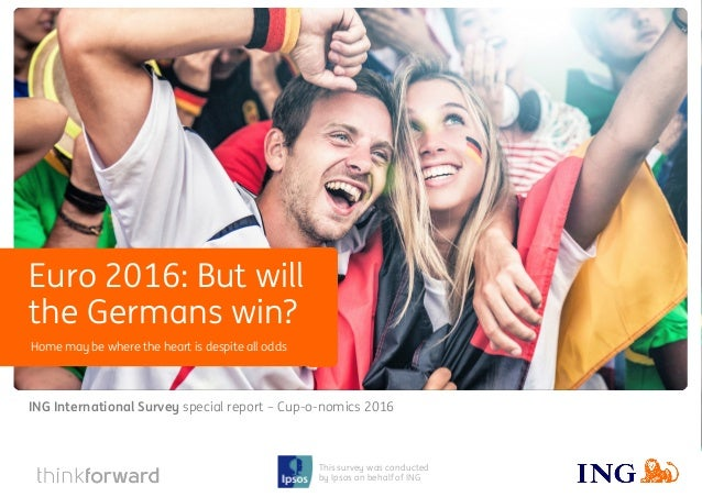 ING International Survey Cup-o-nomics 2016 1 This survey was conducted by Ipsos on behalf of ING ING International Survey ...