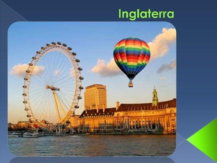  Londres é a capital, a maior e mais  importante cidade de Inglaterra. Esta cidade tem cerca de 11 milhões de  habitante...