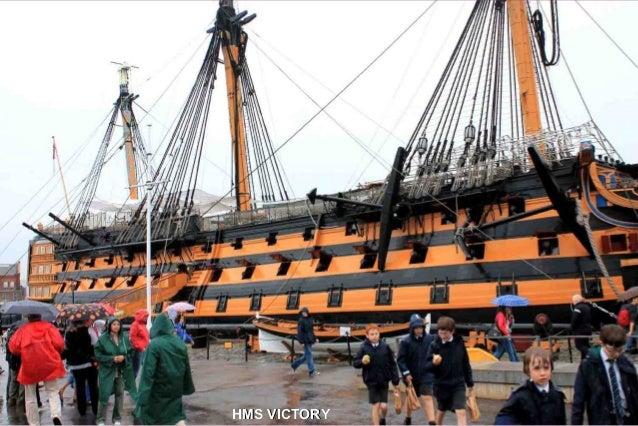 MODELO HMS VICTORY