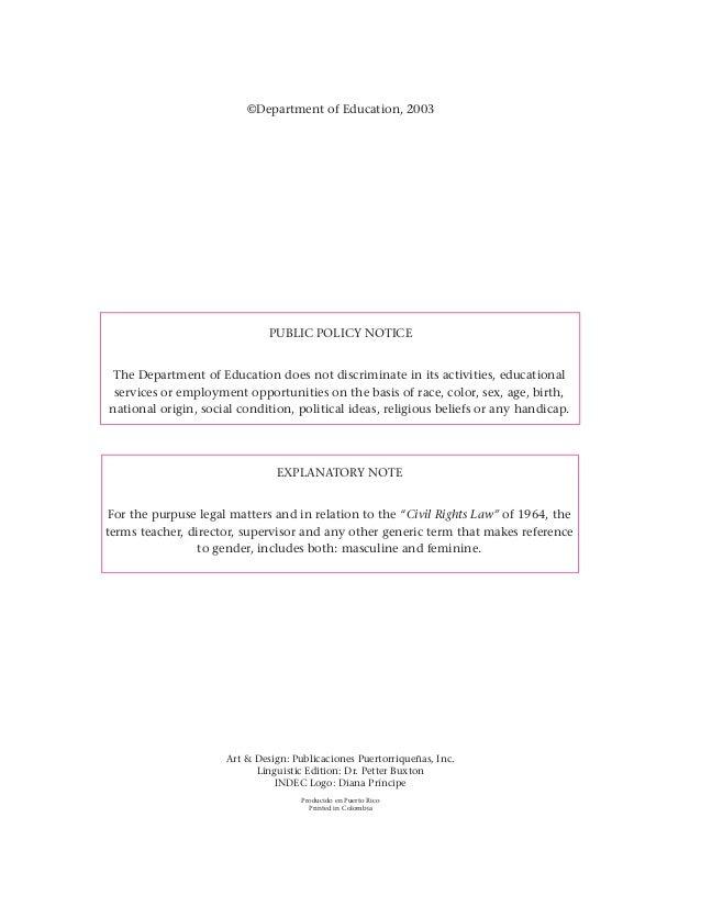 Marco Curricular Programa de Ingles