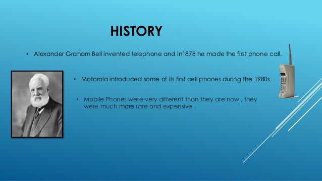 the evolution of cell phones Cell phones: evolution or revolution since the beginning of the industrial revolution, the world has become a smaller and faster place the time used to travel to far distances has decreased.