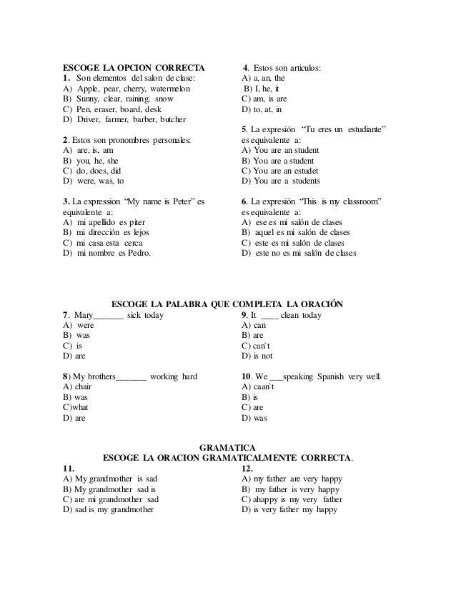 Ingles 15 copia for 10 objetos en ingles del salon de clases