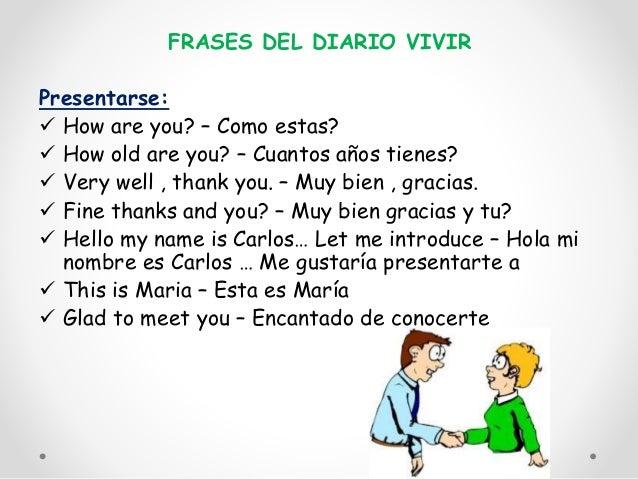 Ingles De Conversacion