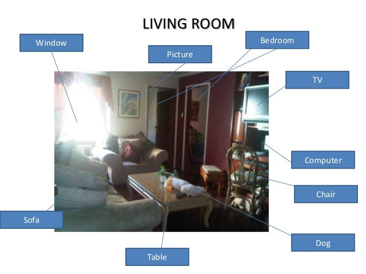 Living Room Sofa En Ingles