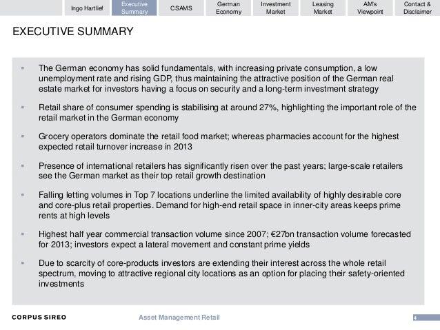 German Grocery Food Retail Market Trends