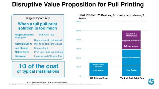 Business Printing Innovation with HP JetAdvantage On Demand