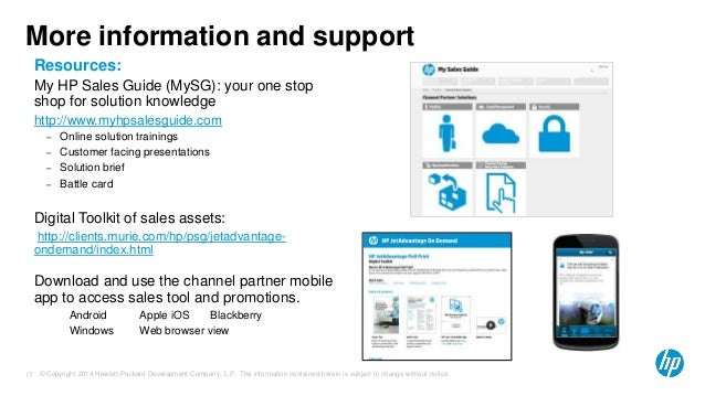 Business Printing Innovation with HP JetAdvantage On Demand