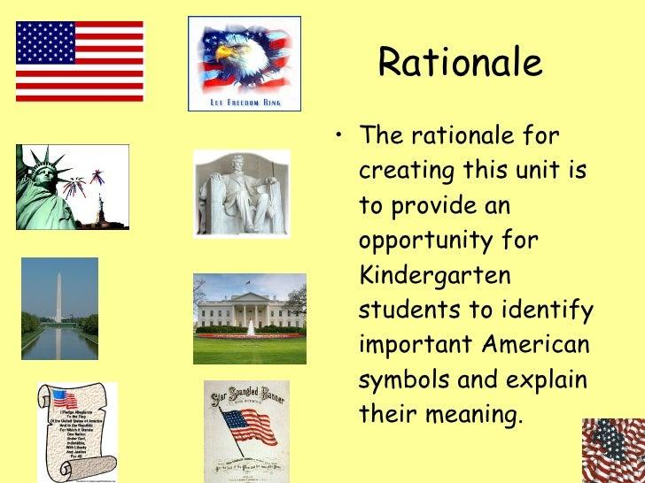 Ingram Ratliff American Symbols Powerpoint