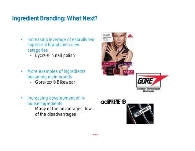 ingredient brands  a practical guide  u0026 examples