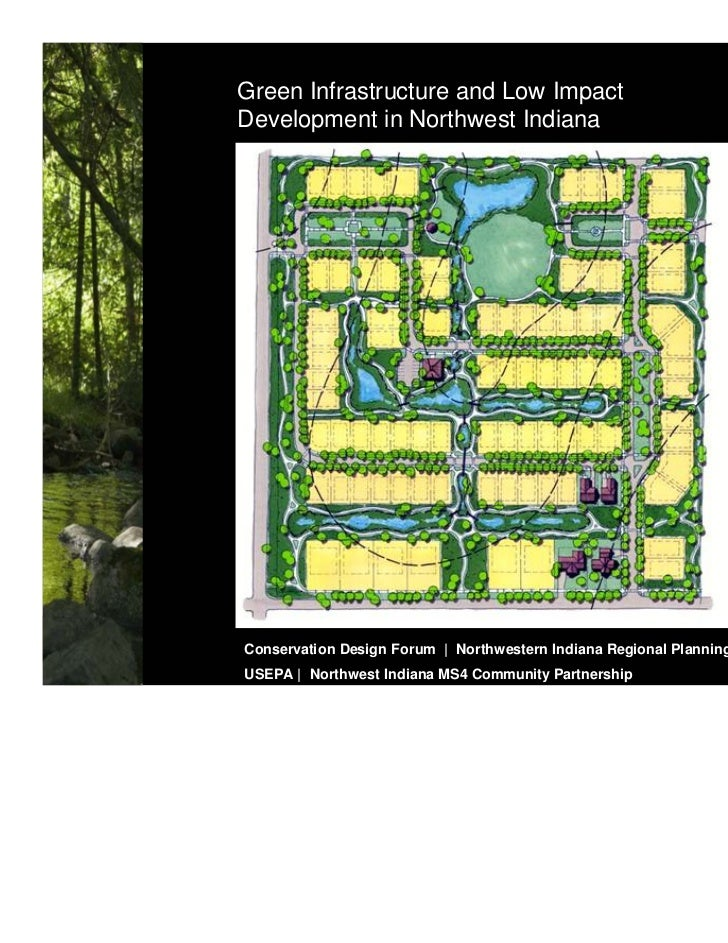 Yes Green Infrastructure: IN: Green Infrastructure And Low Impact Development