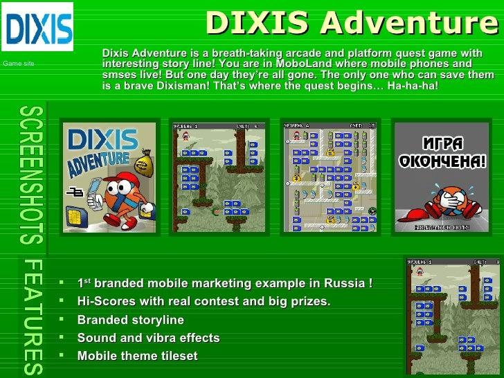 Ingria games Joybits Slide 3