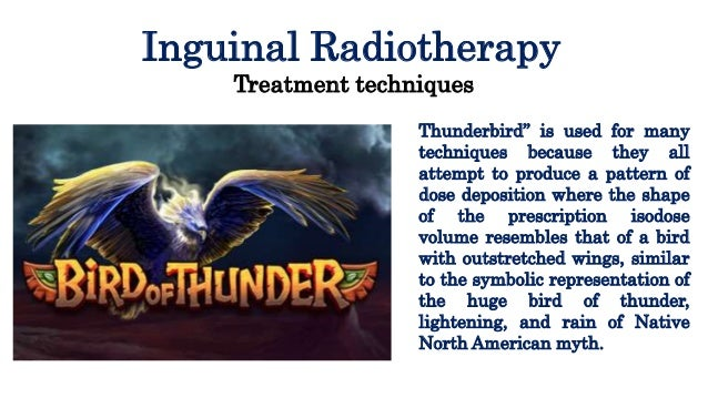 Techniques for Inguinal/Groin Irradiation Slide 2