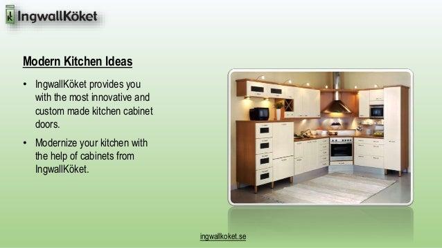 Kitchen Renovation: Cabinet Doors Slide 2