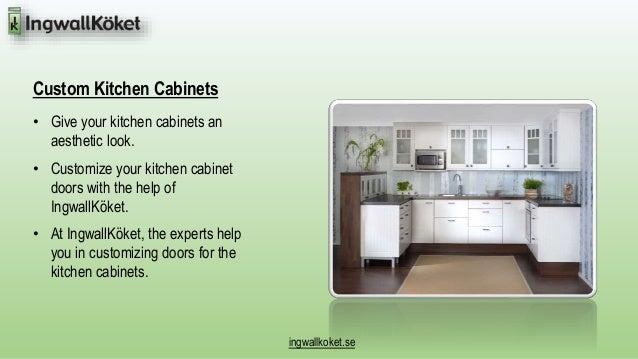 Kitchen Renovation: Cabinet Doors Slide 3