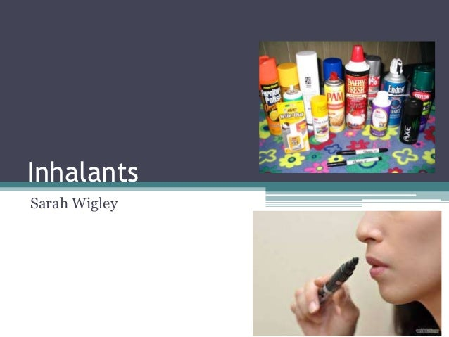 Inhalants teachback
