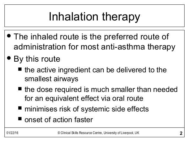 Inhaler Devices Slide 2