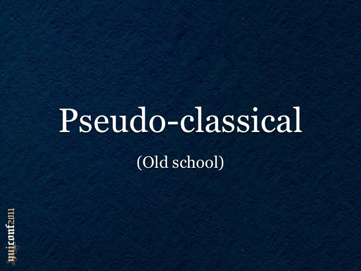 Pseudo-classicalfunction SubClass() {  // constructor}SubClass.prototype = new SuperClass();SubClass.prototype.somePropert...