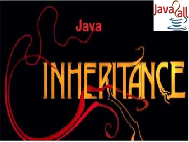 INHERITANCE • The derivation if one class from another class is called as INHERITANCE. • You can inherit a class using the...