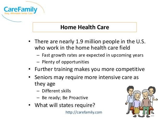 In Home Caregiver Training Slide 2