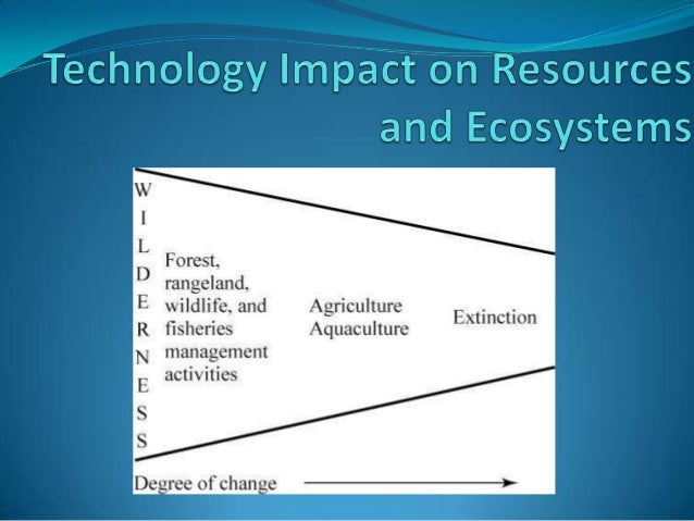 impact of technology advancement on human The impact of technology advancement on employees performance at sasol oil (pty) ltd a division of sasol groupresearch proposal presented to thefaculty of management.
