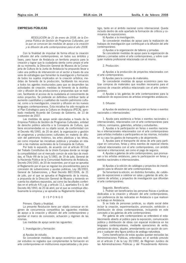 Página núm. 24                                                  BOJA núm. 24                           Sevilla, 4 de febre...