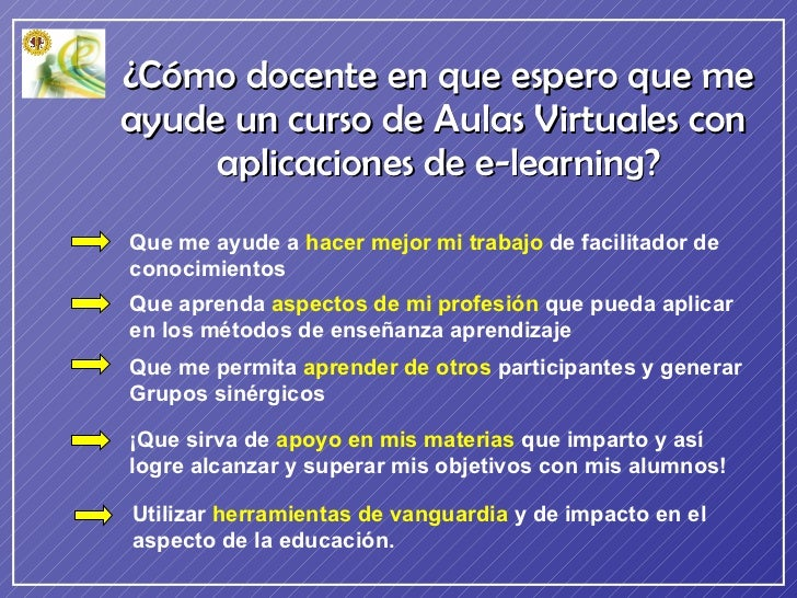 Iniciativa curso de aulas virtuales itsl 002 Slide 3