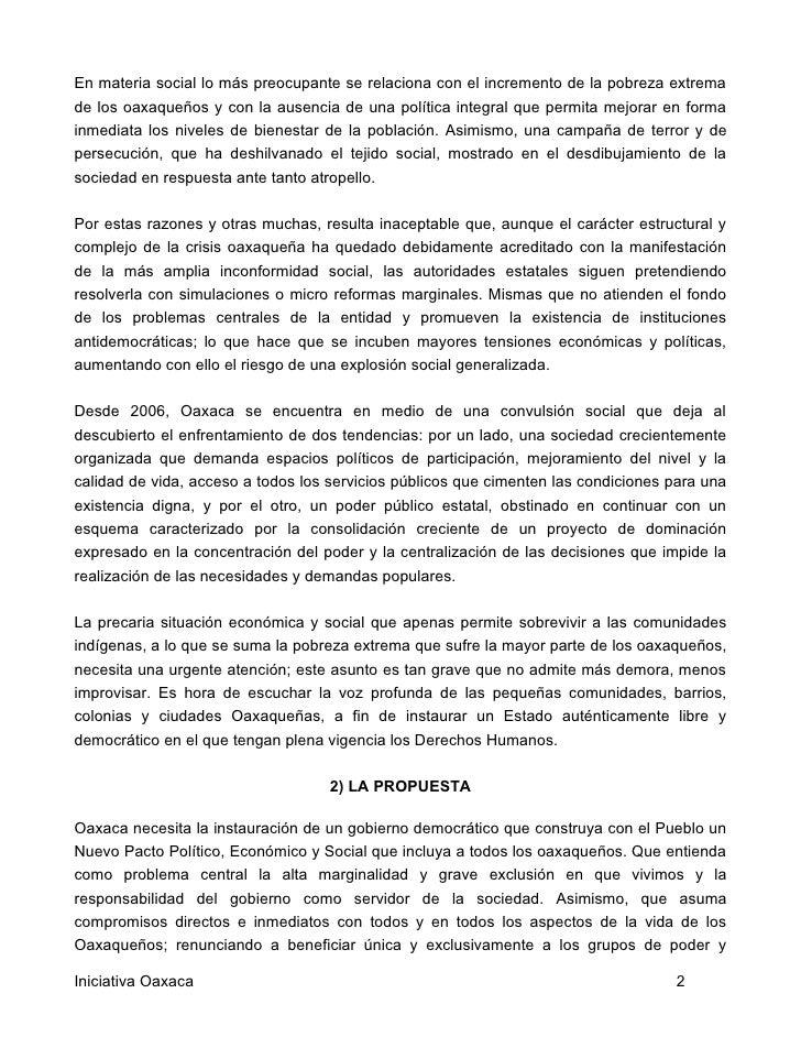 Iniciativa Oaxaca[1] Slide 2
