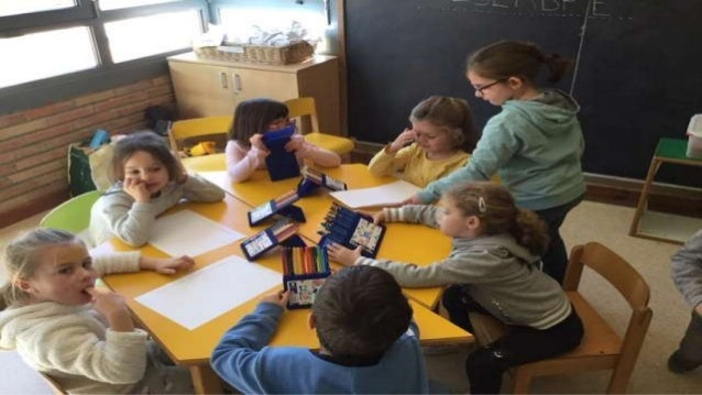 Inici de Trimestre a Educació infantil