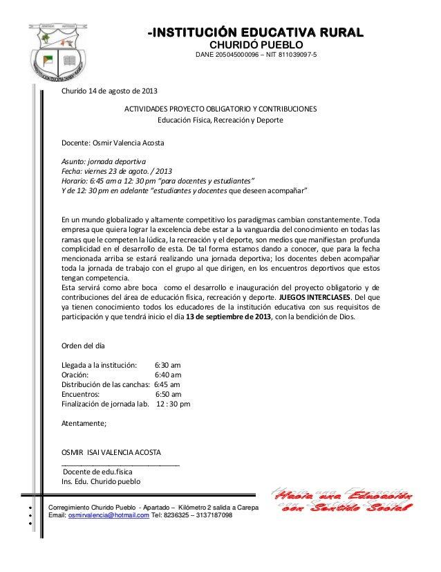 -INSTITUCIÓN EDUCATIVA RURAL CHURIDÓ PUEBLO DANE 205045000096 – NIT 811039097-5 CCoorrrreeggiimmiieennttoo CChhuurriiddoo ...