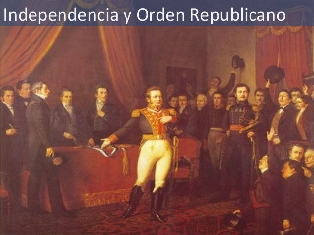 Independencia y Orden Republicano