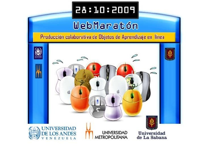 WEBMARATON 2.0<br />