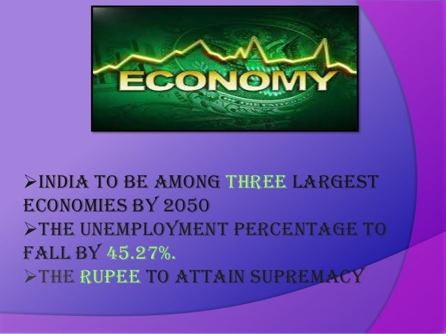 india in 2050 In 2050 india's population is projected to be 169 billion — china's will be 131 billion india has experienced extraordinary population growth: between 2001 and 2011 india added 181 million people to the world, slightly less than the entire population of brazil but 76 per cent of india's.