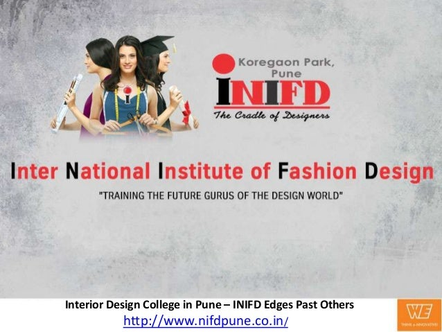 Nifdpunecoin Interior Design College In