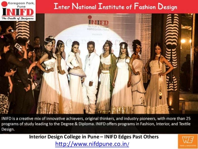 Interior Design College In Pune INIFD Edges Past Others 3