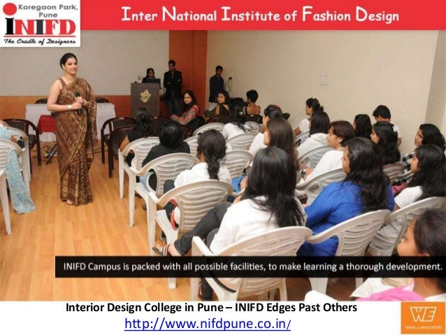 Interior Design College In Pune INIFD Edges Past Others 4