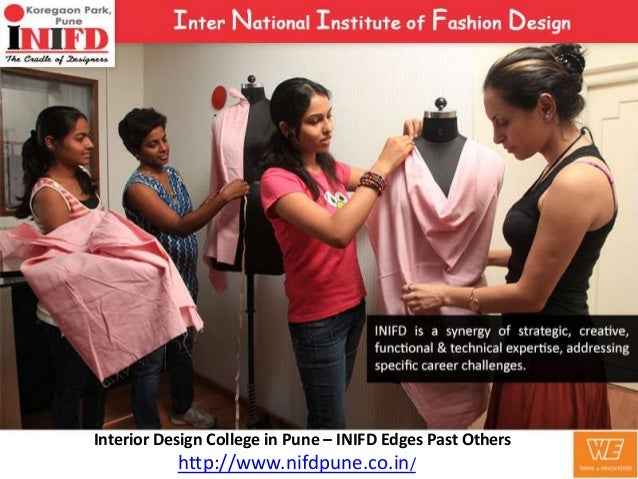 Interior Design College In Pune INIFD Edges Past Others 6