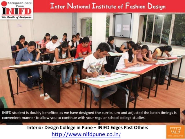 Interior Design College In Pune INIFD Edges Past Others 7