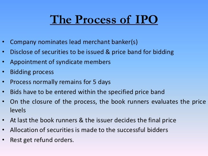 Ipo issue process in bangladesh ppt