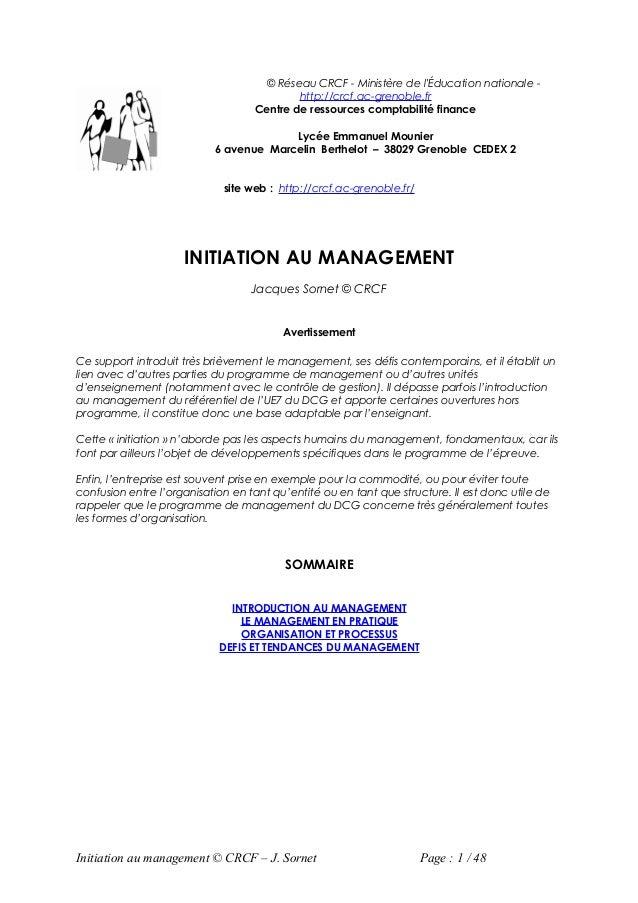 © Réseau CRCF - Ministère de lÉducation nationale -                                           http://crcf.ac-grenoble.fr  ...