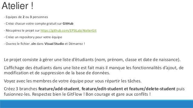 Versioning avec Git