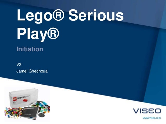 Lego® Serious Play® Initiation Jamel Ghechoua V2