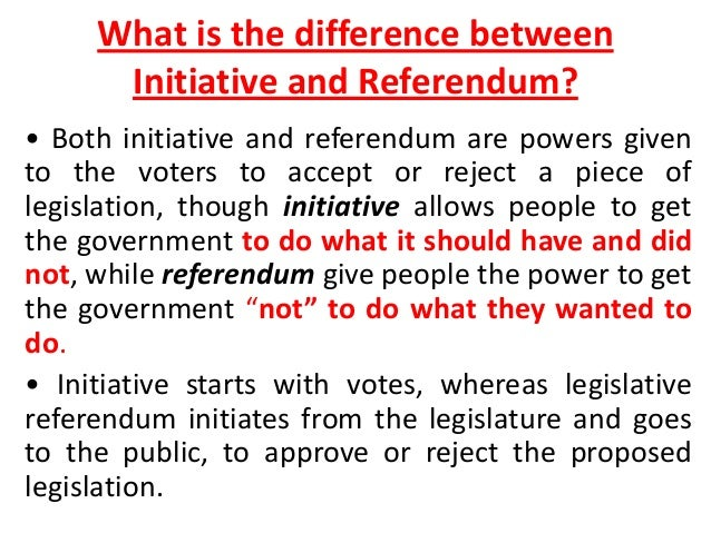 to what extent are referenda harmful It has been argued that the uk would benefit from the wider use to what extent is the uk would not benefit from the wider use of referendums as the.