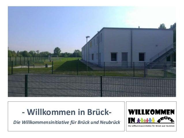 - Willkommen in Brück- Die Willkommensinitiative für Brück und Neubrück