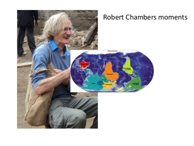 Robert Chambers moments