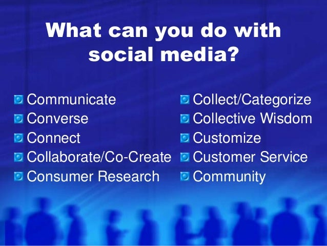 Social media is word of mouth on steroids! Photo: http://flickr.com/photos/whyswomen/143360770/